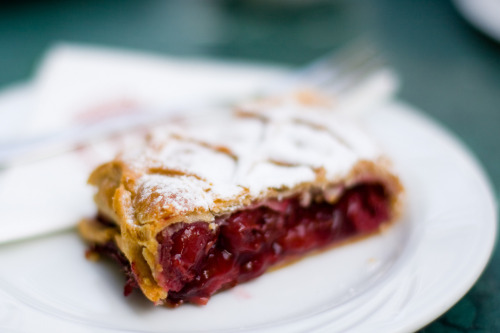 cherry strudel (by Andy Sum)