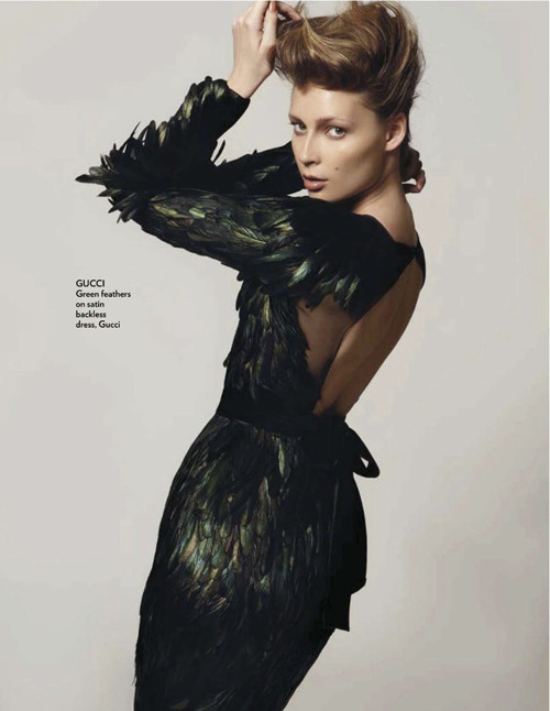 Tiiu Kuik | Stratis | Marie Claire India August 2012 | Mischief Guaranteed