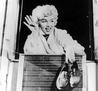 Marilyn, actrice for ever http://bit.ly/marilyn12