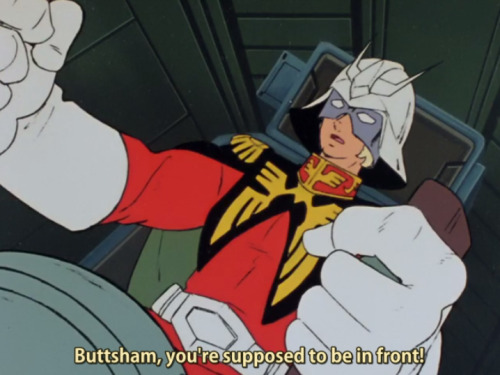 kazberrykrunch:  …Buttsham? Buttsham.    If I had a buttsham, I'd keep it in the back. Just sayin.
