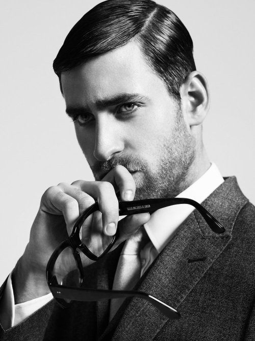 Oliver Jackson-Cohen photographed by Rhys Frampton for the February/March Issue of Wonderland Magazine.