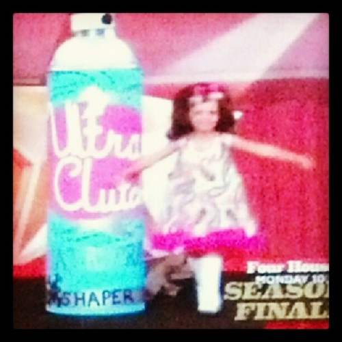 oh my god. this. #ToddlersandTiaras #Hairspray #TracyTurnblad #guiltypleasure (Taken with Instagram)