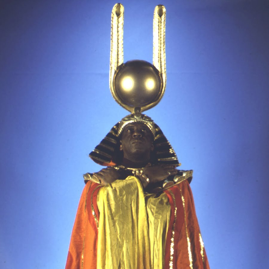 #nowplaying Sun Ra - Space Is The Place