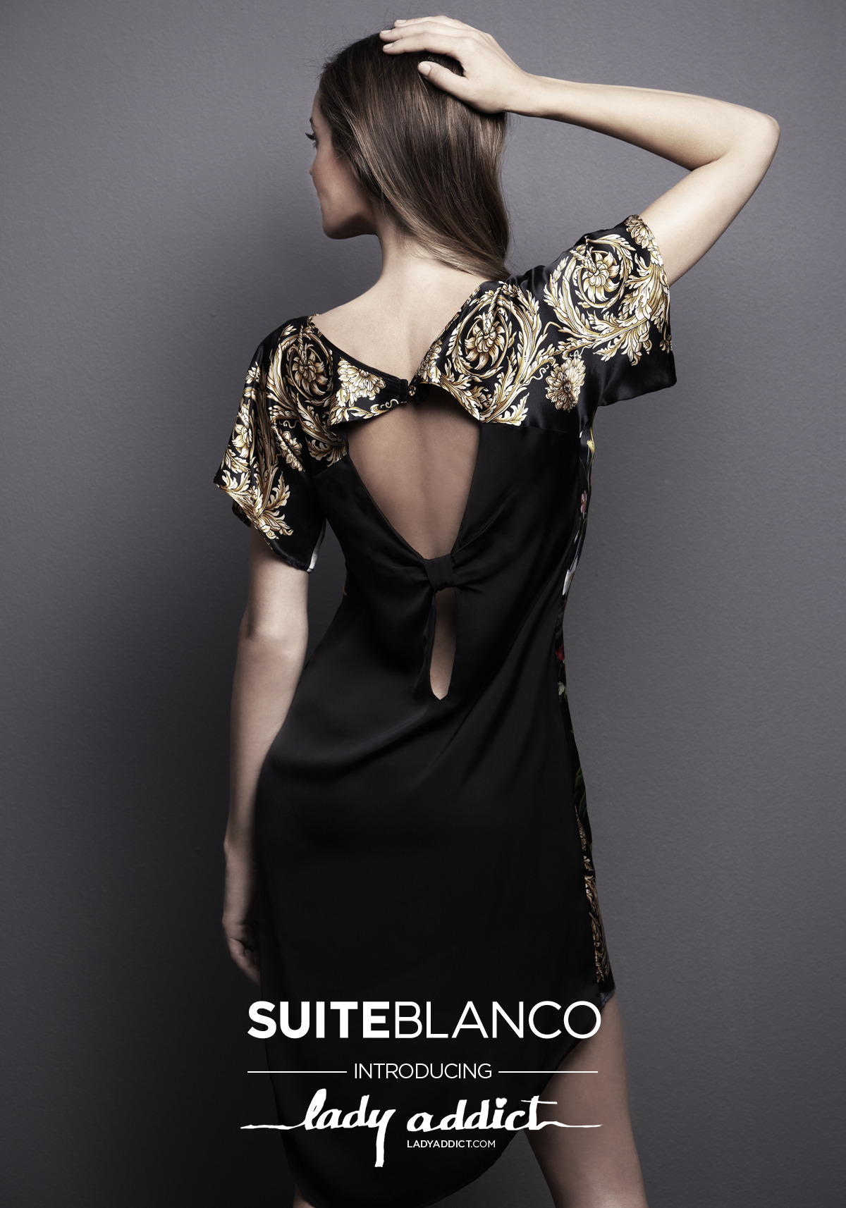 Shop Now Blanco.com: Vestido. (SUITEBLANCO introducing LADY ADDICT. New Collection Fall Winter 2012).