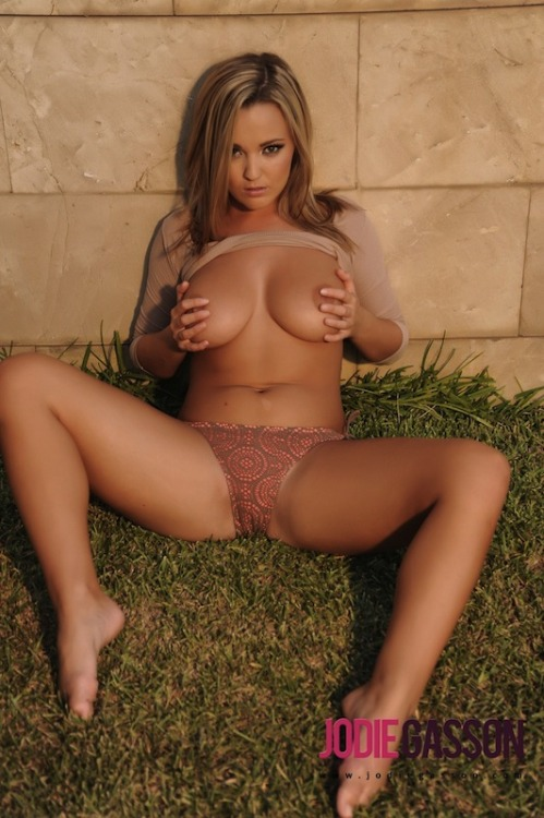 welcometoboobsville:  Jodie Gasson