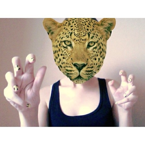 R A W R RRR! Kill'em all catwang!  (Taken with Instagram)