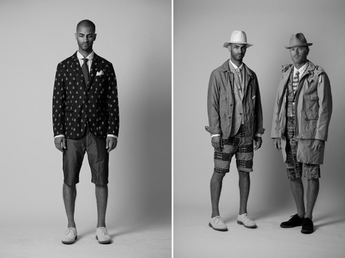 Engineered Garments 2013 Spring / Summer Collection | Anchor Division