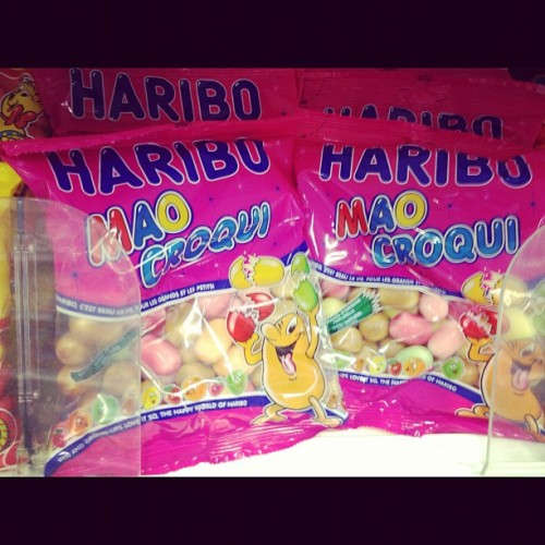Maoam got bumped by Haribo (Taken with Instagram)
