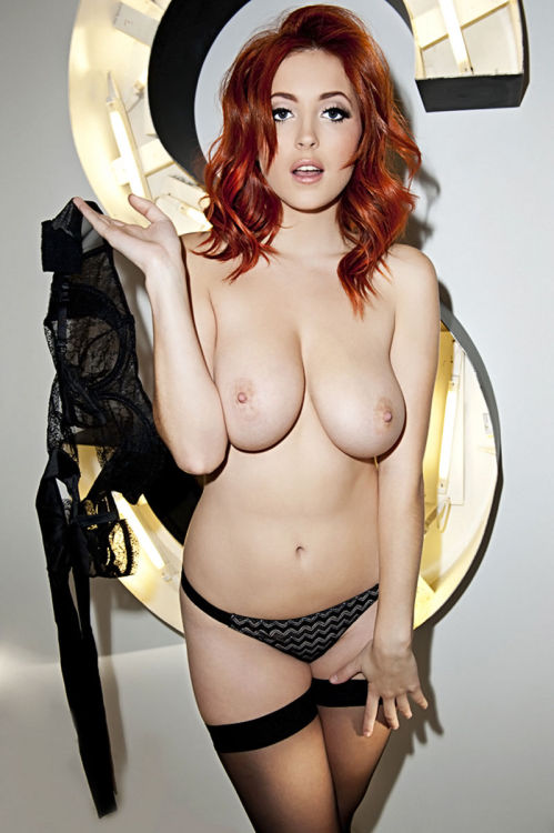 welcometoboobsville:  Lucy V