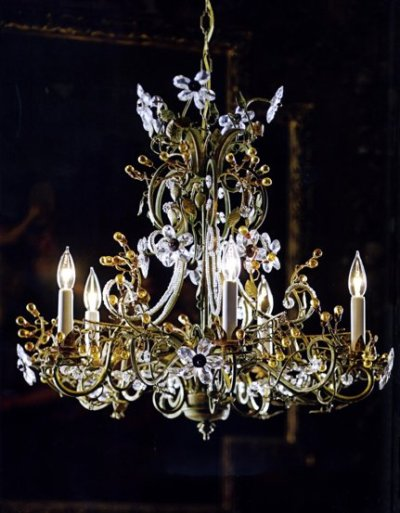 Chandelier for the Tyrells