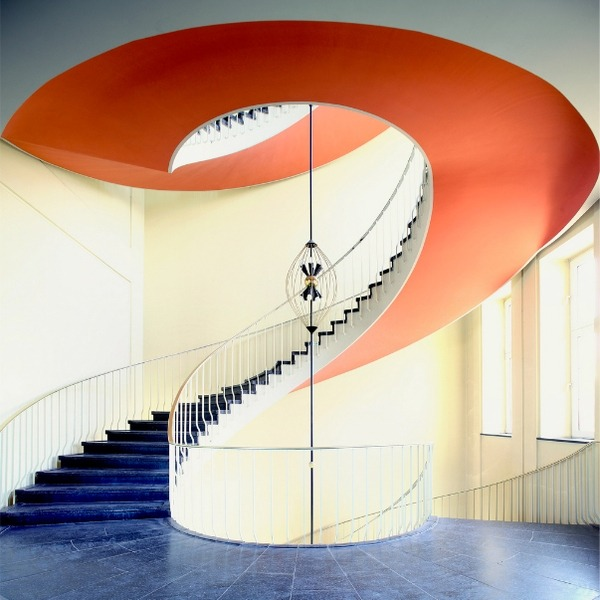 justthedesign: Staircase Photography By Nils Eisfelnt