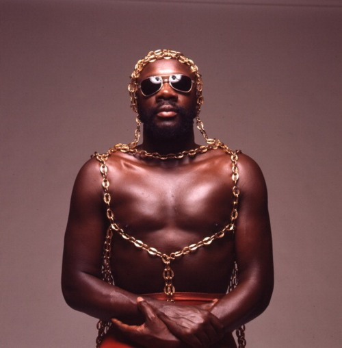 upnorthtrips:  Isaac Lee Hayes, Jr. (August 6, 1942 – August 10, 2008)
