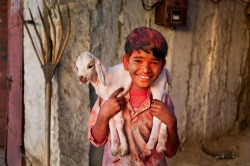 Steve McCurry's - Contrast & Clarity, India.