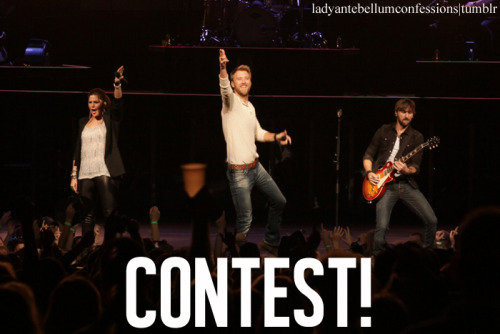 We will be announcing a contest on our Lady Antebellum Confessions instagram later today!! Be sure you check so you can find out how you can enter! :) Sidenote: The LAC Team will not be very active at the end of this week and next week, so keep the submissions coming so when we come back we will have a lot of confessions to make!!