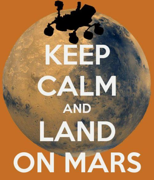 jtotheizzoe:  Keep Calm and Land on Mars. (via myscienceacademy.org)