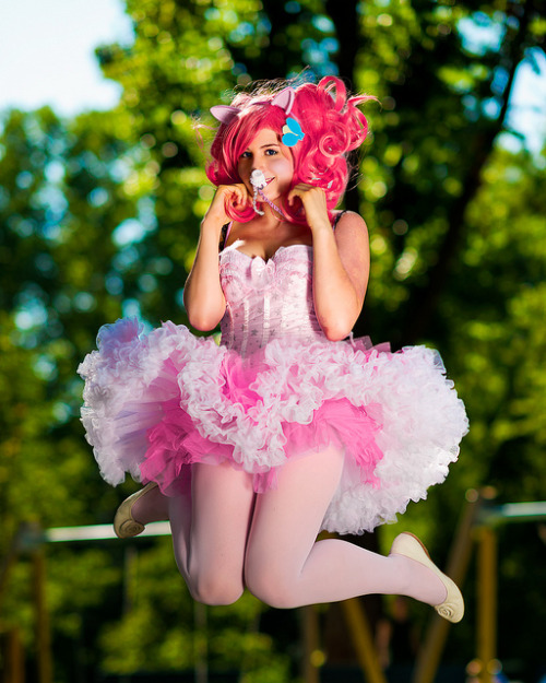 awyeahmlpcosplay:  Pinkie Pie Photo by Sandman-AC