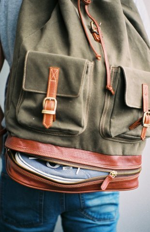 streetstylemarket:  Hi-King Backpack – A Kind Of Guise