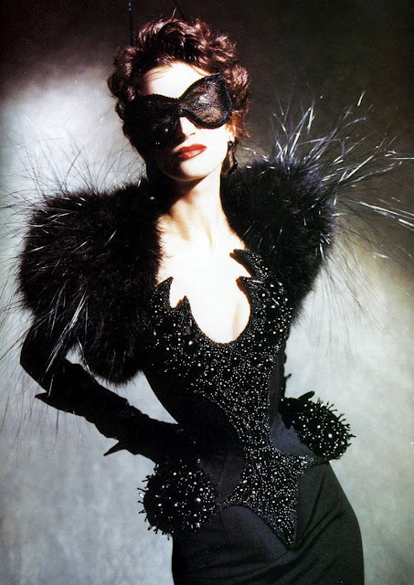Dominique Issermann - Thierry Mugler-1997