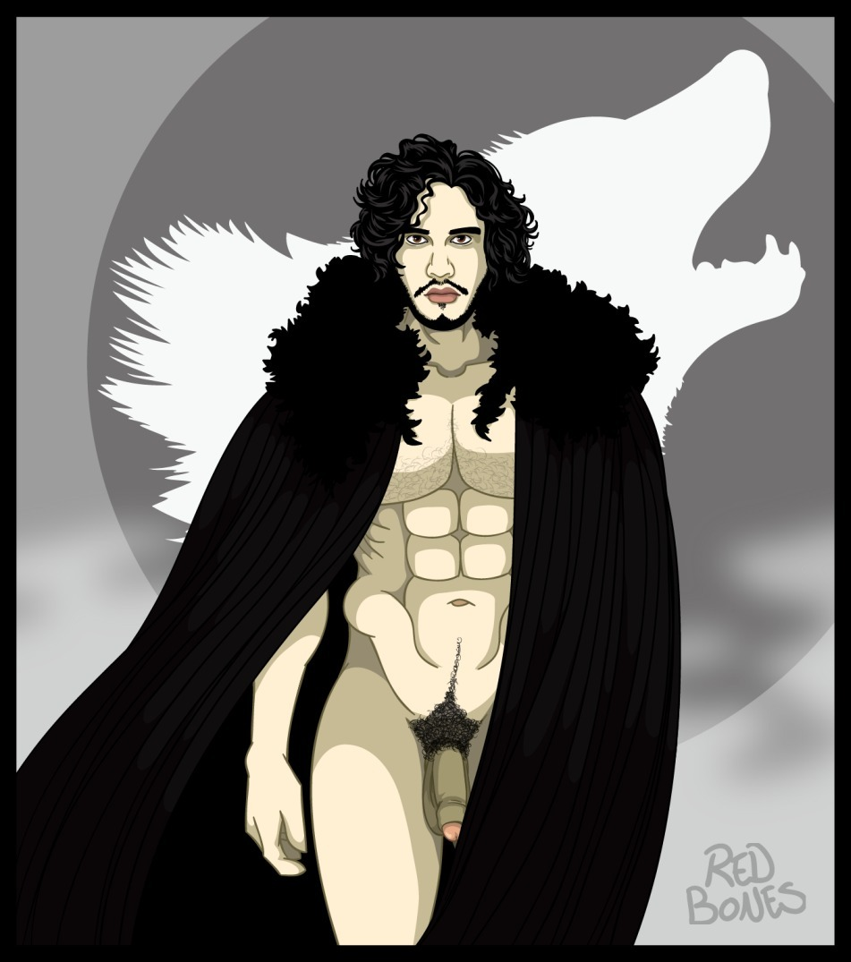 red-bones:  Jon Snow 8/6/2012