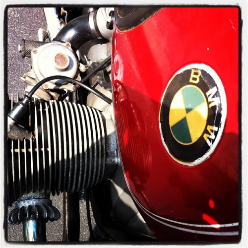 #bimer #bmw #motorcycle #caferacer (Taken with Instagram)