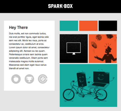 uxrave:  A new responsive design deliverable: The Style Prototype via @grigs Building upon the work of Samantha Warren's Styletil.es, Sparkbox makes an interactive HTML styleguide / moodboard and delivers it upfront to their clients.  Rather than present the client a JPG of your Photoshop [style guide] document, show them a responsive HTML/CSS Style Prototype instead.