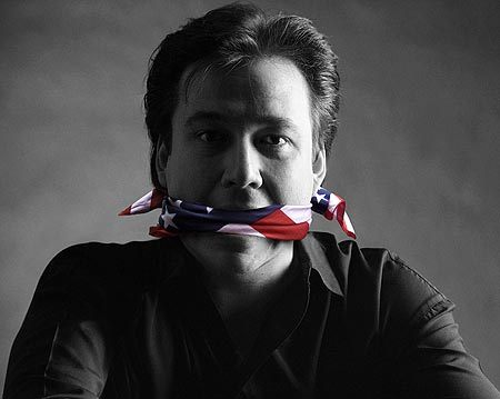 SHUT UP ABOUT BILL HICKS Big news: Bar-rock singer and fake-Irish accent peddler Russell Crowe is to direct a film about the comedian Bill Hicks, hero to first year sociology students the world over. It's a perfect match. A boring man who takes himself incredibly seriously interpreting the life of another boring man who took himself incredibly seriously. I'm sure it's gonna be a shitstorm. 