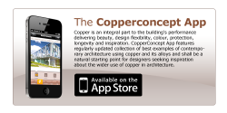 Copperconcept App - iPhone / iPad (free)App Store