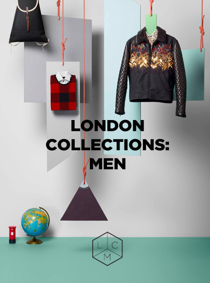 Styloko blog - London Collections: Men is Back!