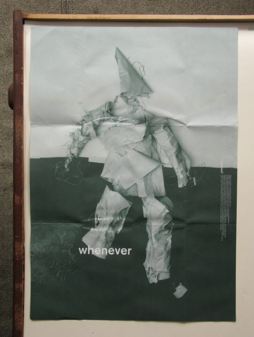 Happy Whatever…Whenever (back). Andrew Ashton (then of Precinct) Pip & Co. 1999.