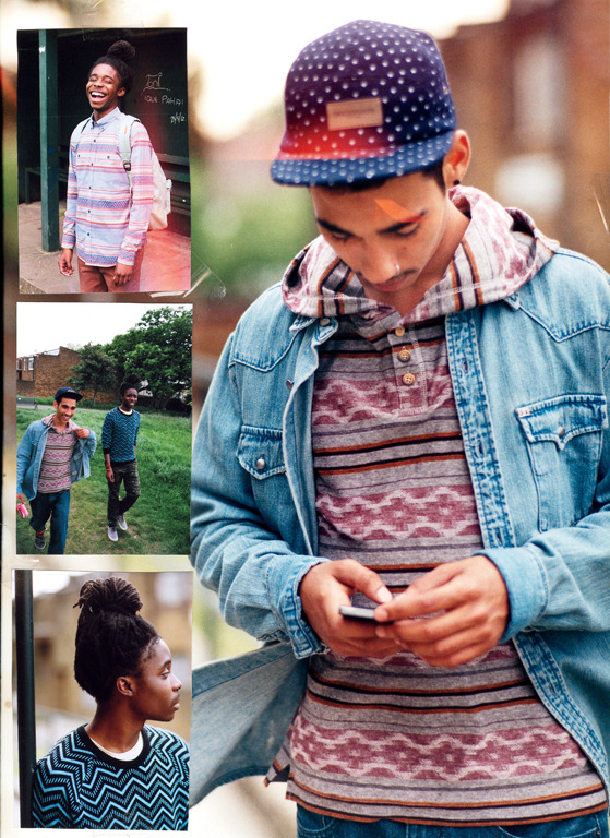 urbanoutfitters:  Early Fall 2012 / Photography by Tyrone Lebon