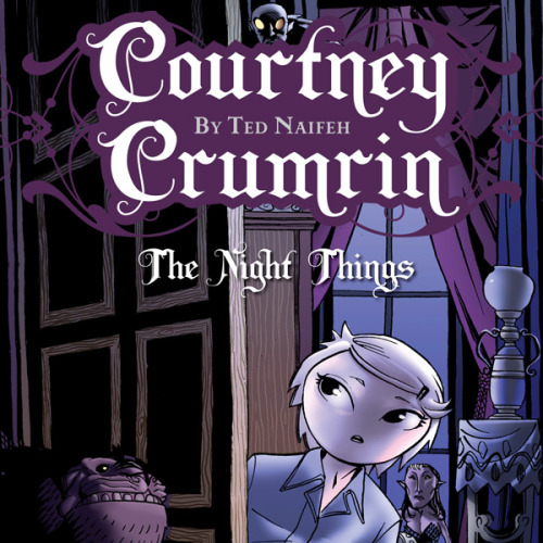 New episode of MATT & BRETT LOVE COMICS!  Courtney Crumrin & the Night Things! With Kerry McGuire and Nicole Drespel! Nicole made her first book club pick, and it was (spoiler alert) pretty much a winner. And the awesome Kerry McGuire sat in and brought her awesomeness to the podcast. Bring it! It was brought. Listen to the episode on the website! Subscribe in iTunes! Leave a review in iTunes! Like us on Facebook!