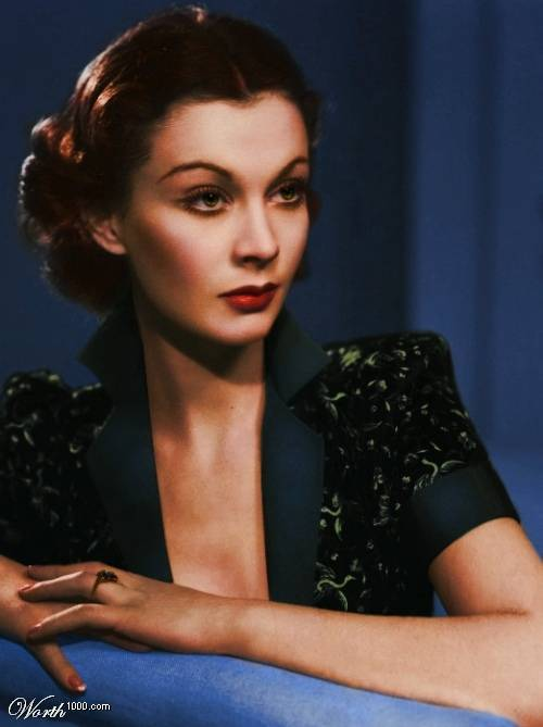 technicolordreamers:  Vivien Leigh