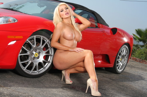"@alexisford Alexis Ford from ""Big Boob Car Wash 2"""