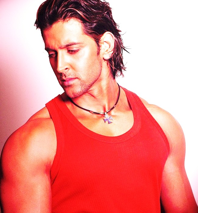 Hot Guy Friday: Hrithik Roshan Bollywood produces fine men.