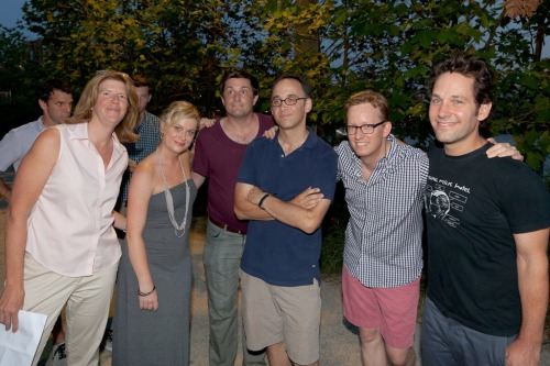 Better pictures from Wet Hot American Summer last week. (via Brooklyn Wet Hot Photos)