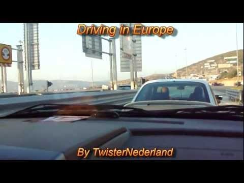 TNL - Driving In Europe Compilation Twister Nederland always delivers. 10 minutes of dash cams and the like capturing European driving fails. The traffic lights at 3:33 and the guy on the bicycle police chase were great.