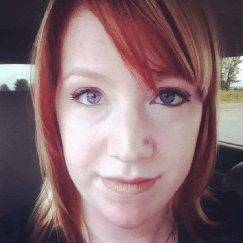 New Hair! (Taken with Instagram)
