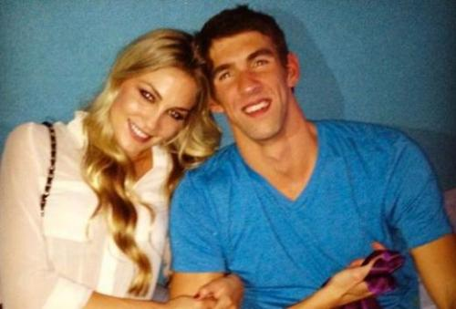 Michael Phelps is winning more than gold medals this summer. He snagged himself a pretty cute girlfriend too! Click for more!
