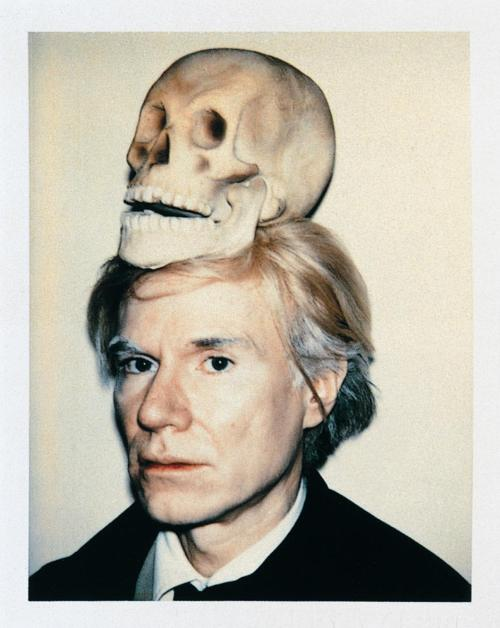 "Birthday of one Andy Warhol: August 6, 1928 - 1987… Asked if he thinks Andy changed the world, Francesco Clemente responded: ""Real artists leave the world alone."""