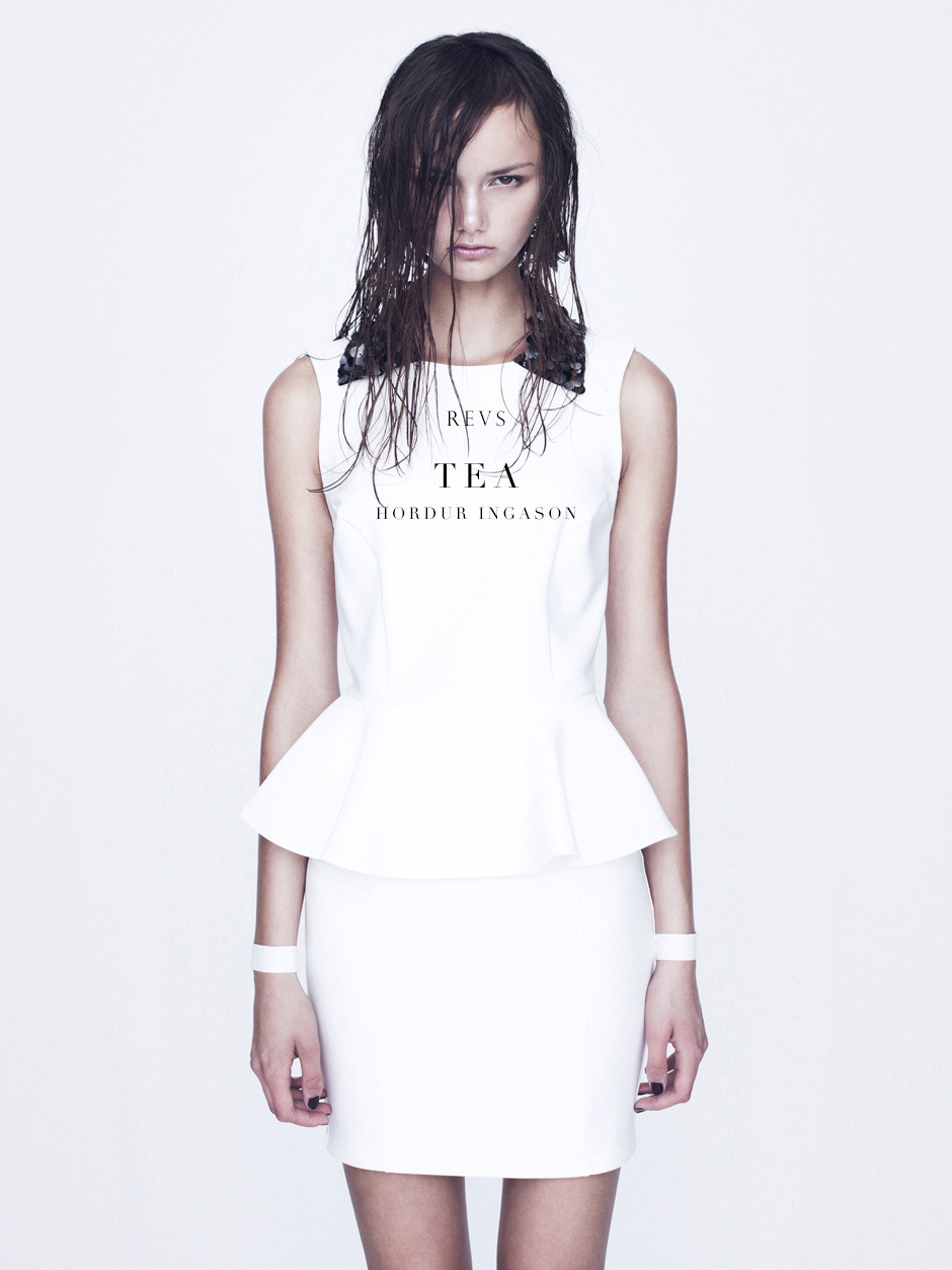 Tea Melin by Hordur Ingason for Revs