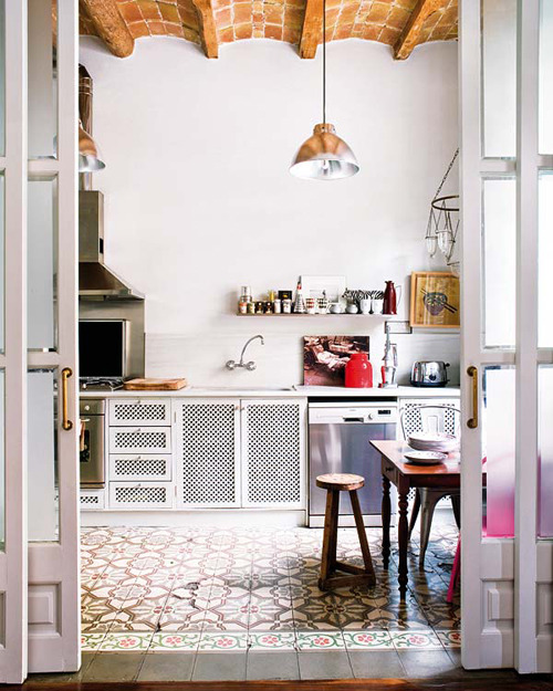 spatula:  (via moroccan tiles | the style files)