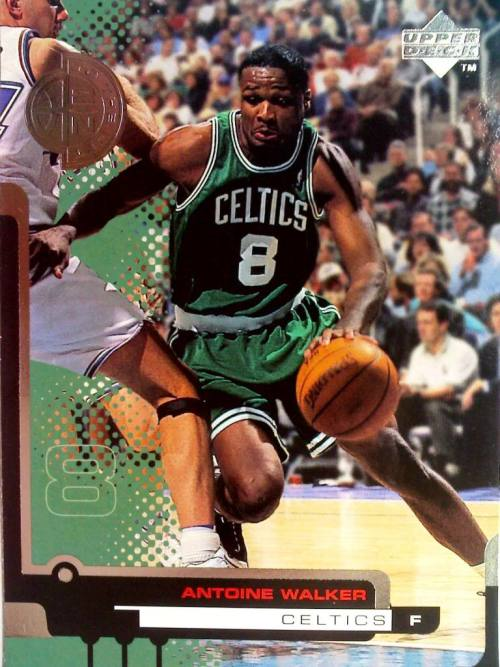 36 years ago today, former University of Kentucky and Boston Celtics forward Antoine Walker was born in Chicago. The three-time All-Star teamed with Paul Pierce to lead the Celtics to the 2002 Eastern Conference finals, where they fell to the New Jersey Nets in six games.