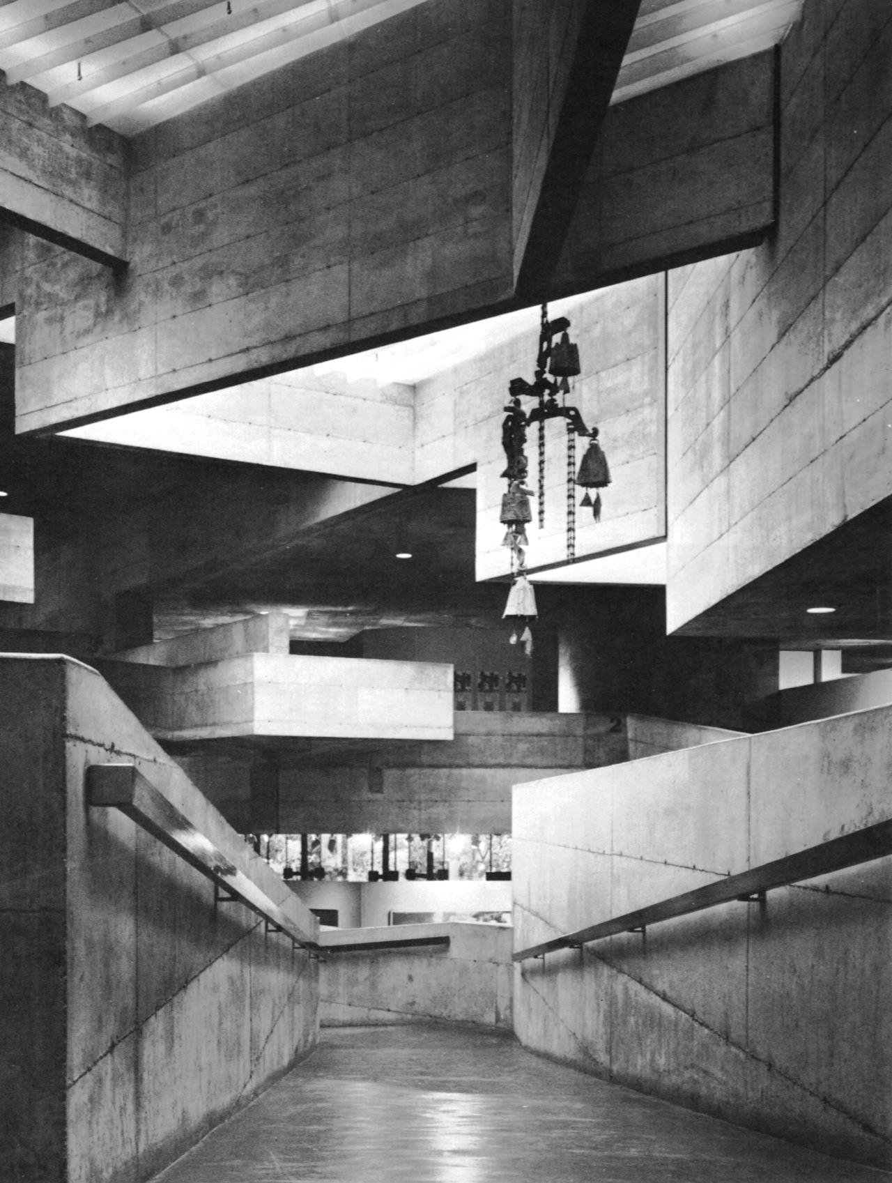 University Arts Center, University of California, Berkeley, 1965-70 (Mario J. Ciampi, Paul W. Reiter, Richard L. Jorasch, Ronald E. Wagner)