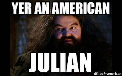 Julian's Muggleborn American video Sign the petition and stand by Julian for immigration reform