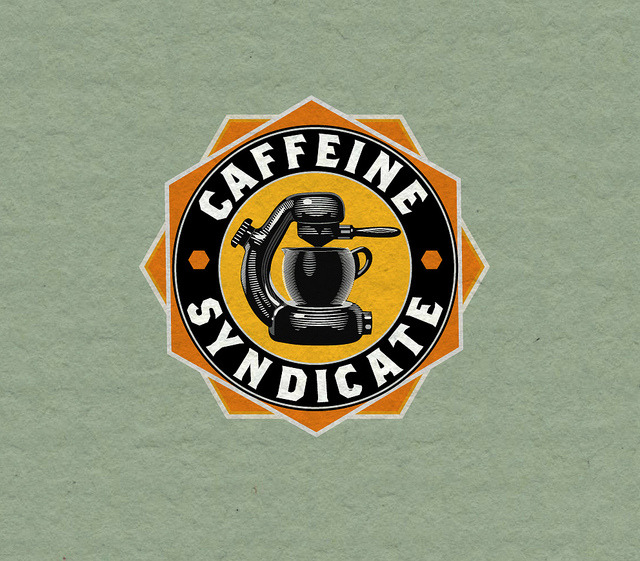 visualgraphic:  Caffeine Syndicate