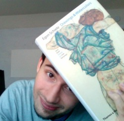 yepapples:  its okay to be jealous. just a 482 page book on Egon Schiele's work and life