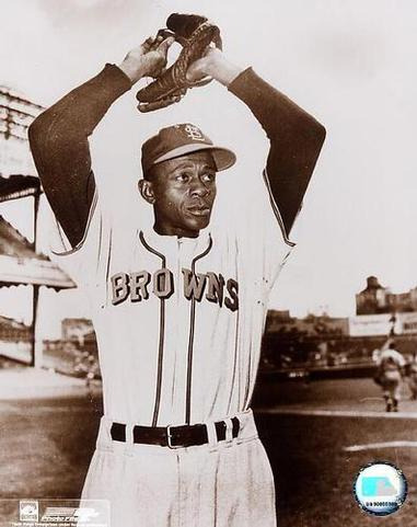 This Day In Baseball History: August 6,  1952 - Pitcher Satchel Paige, 46, of the St. Louis Browns became the oldest player ever to pitch a complete-game shutout in the major leagues, beating the Detroit Tigers, 1-0, at Sportsman's Park in St. Louis.  keepinitrealsports.tumblr.com  pinterest.com/mysterkeepinit  keepinitrealsports.wordpress.com  facebook.com/pages/KeepinitRealSports/250933458354216  Mobile- m.keepinitrealsports.com