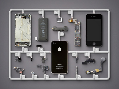 visualgraphic:  iPhone Kit