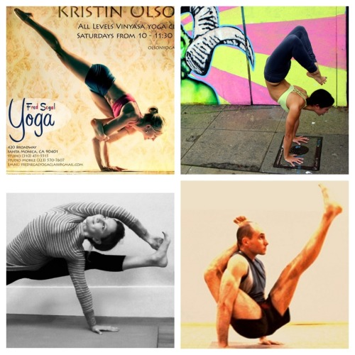 Some yoga goals :)