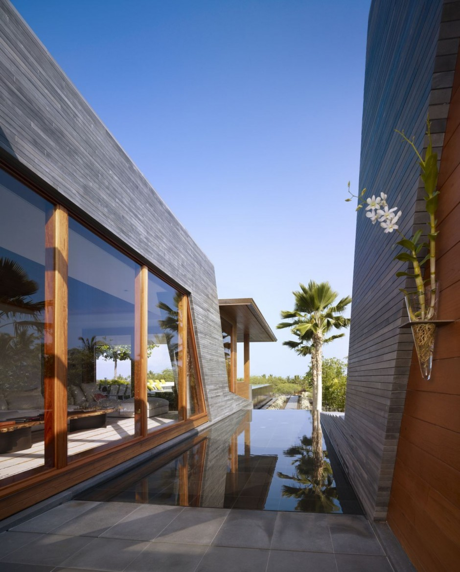 cjwho:  The Kona Residence by Belzberg Architects